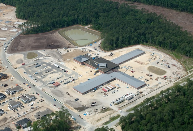 New Elementary School at Camp Lejeune